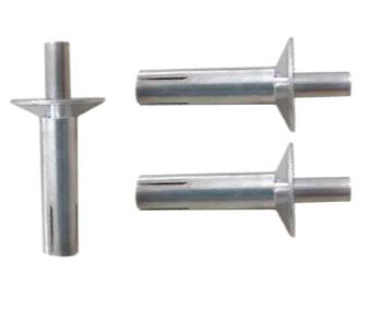 Aluminiowe nity z napędem młotkowym