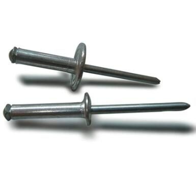 3,2 * 12 mm stal nitowa typu otwartego